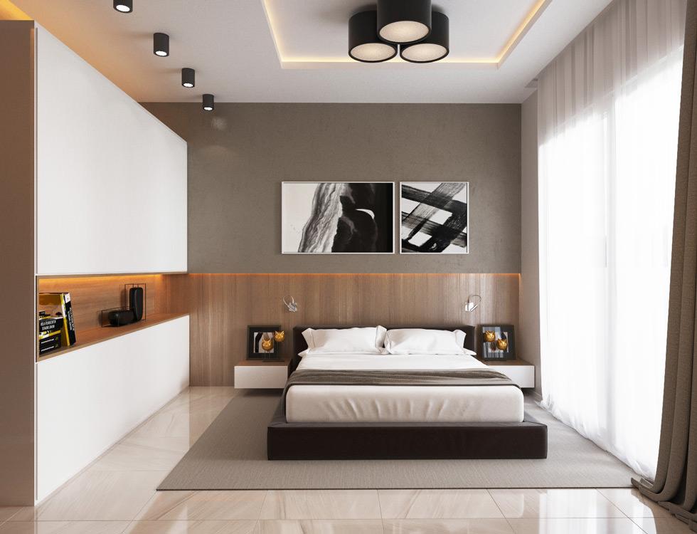 Illuminazione camera da letto  Guida  25 idee per