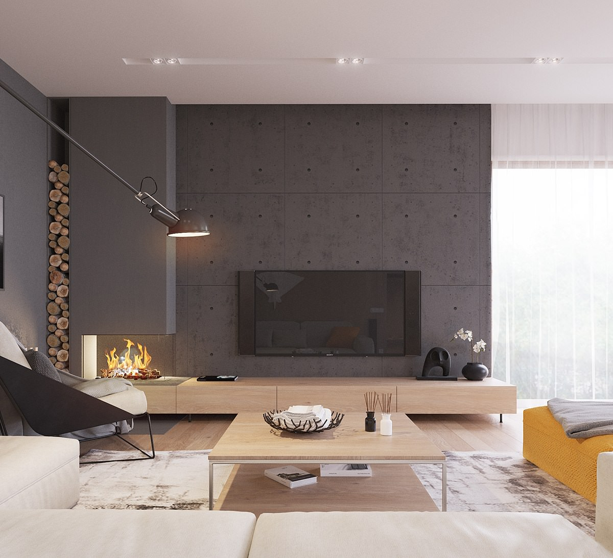 Scegli che stile vuoi dare. Originale Appartamento In Stile Scandinavo Moderno Ed Elegante Arredamento Casa Moderna Start Preventivi