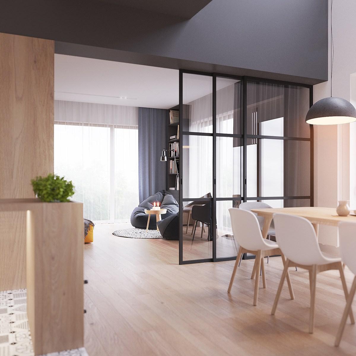 Come arredare casa con questo stile la semplicità nell' Originale Appartamento In Stile Scandinavo Moderno Ed Elegante Arredamento Casa Moderna Start Preventivi