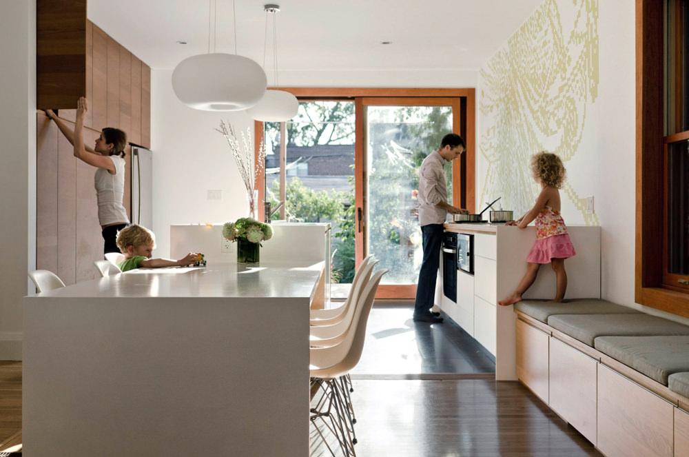 idee per ristrutturare eccone alcune! 100 Idee Cucine Moderne Da Sogno Con Isola Ad U Open Space Colori Cucina Moderna Piccola Start Preventivi