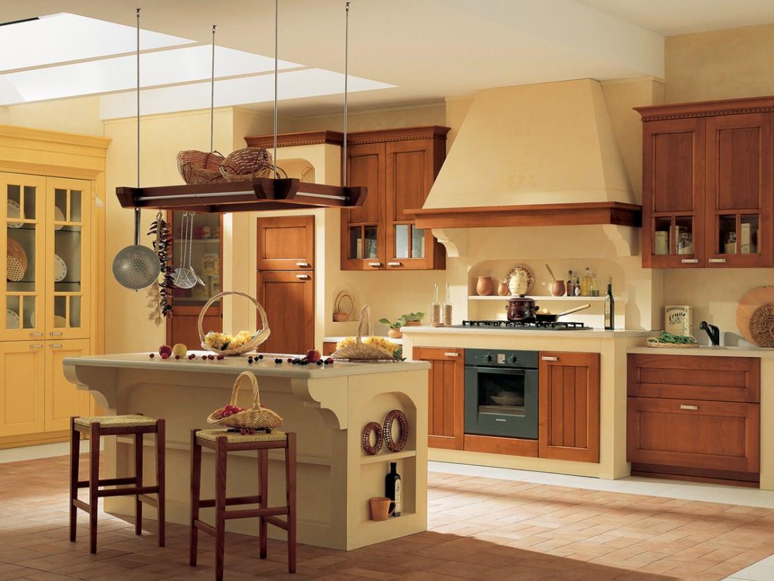Idee di cucine rustiche ad angolo, con isola, penisola, lineari e. Cucina In Muratura 70 Idee Per Cucine Moderne Rustiche Country Piastrelle Cemento E Resina Start Preventivi