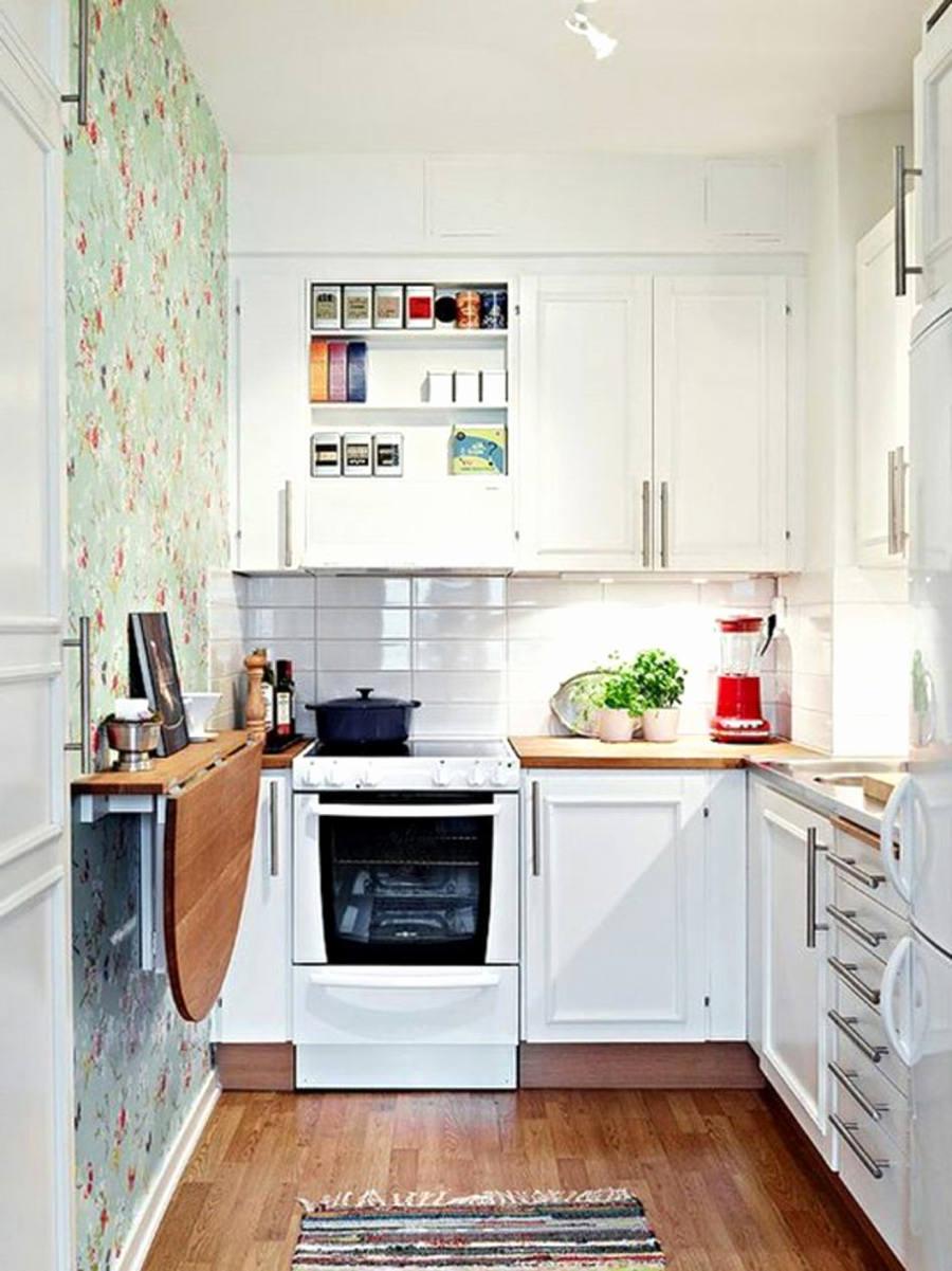 Creare una cucina per un alloggio per studenti, una dépendance o un capanno è semplicissimo con questa minicucina per piccoli spazi. 50 Idee Cucine Piccole Moderne Con Isola Ad U Open Space Arredare Cucina Piccola Start Preventivi