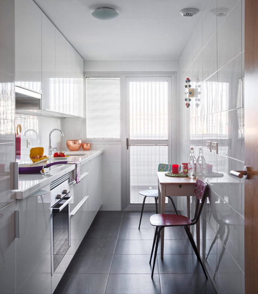 Con piani di lavoro su entrambi i lati o con. 50 Idee Cucine Piccole Moderne Con Isola Ad U Open Space Arredare Cucina Piccola Start Preventivi