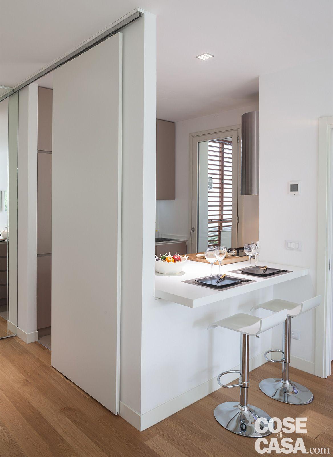 Come arredare un piccolo soggiorno con cucina a vista. 50 Idee Cucine Piccole Moderne Con Isola Ad U Open Space Arredare Cucina Piccola Start Preventivi