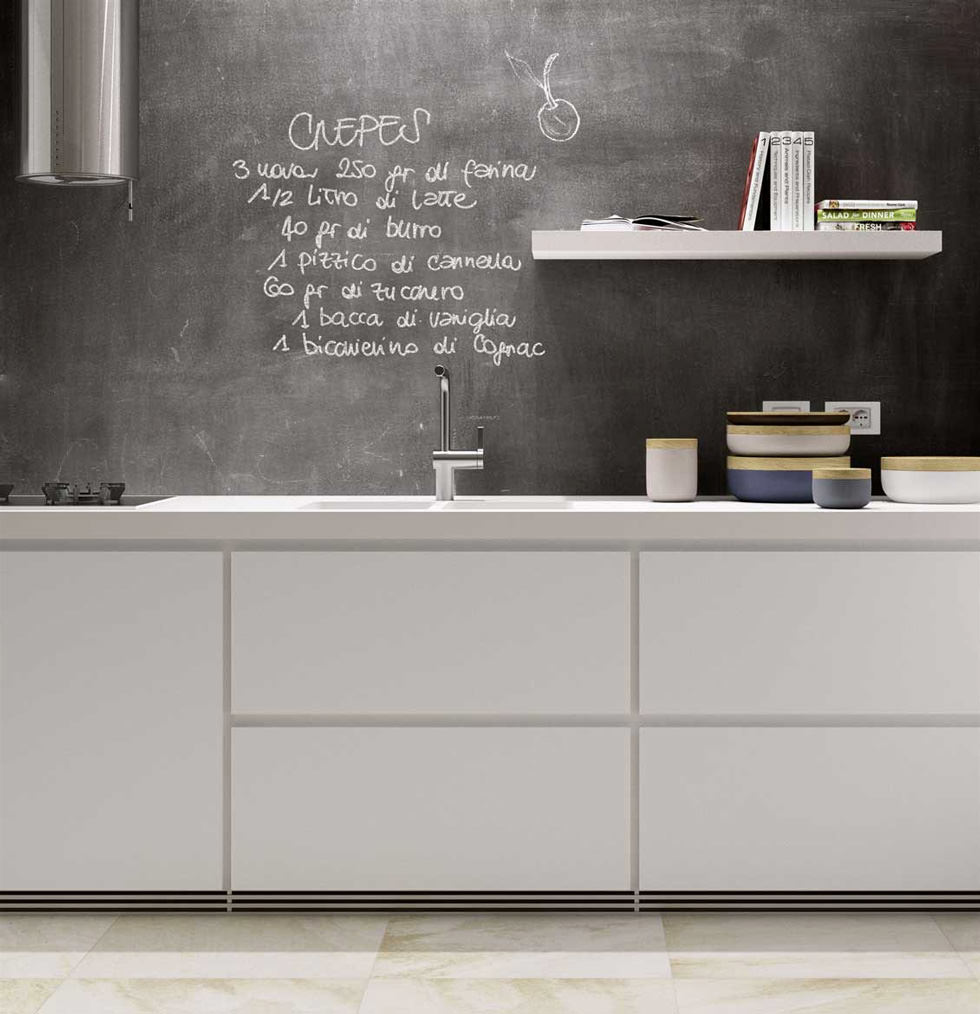 Rivestimenti cucina  Guida alla scelta dei migliori materiali  Rivestimento cucine moderne e