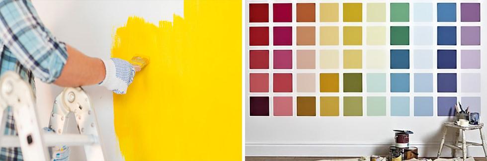Tecniche di pittura per tinteggiare le pareti · spatolato · spugnato · stucco antico o stucco veneziano · velato · graffiato · tamponato. Pitturare Casa Tecniche Colori Costi E Idee Guida Per Una Pittura Moderna Pareti Casa Start Preventivi