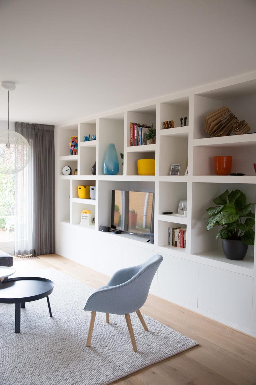 Le librerie ricavate tramite strutture in cartongesso. Parete Attrezzata In Cartongesso Per Il Soggiorno Info Prezzi E 40 Idee Moderne Start Preventivi