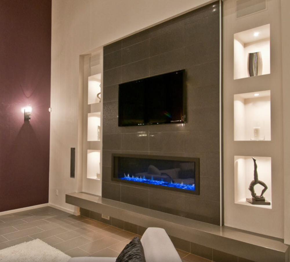 La prima soluzione da valutare è quella di arredare il tuo soggiorno con una parete attrezzata che sia moderna e. Parete Attrezzata In Cartongesso Per Il Soggiorno Info Prezzi E 40 Idee Moderne Start Preventivi