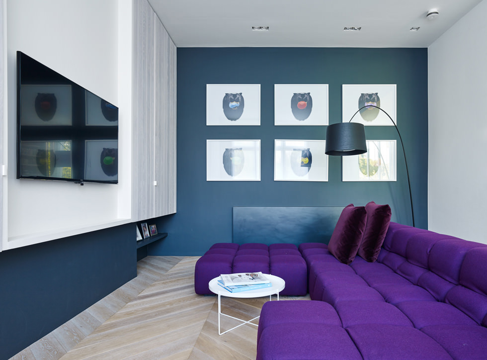 Quali sono i colori più adatti alle pareti? Colore Pareti Soggiorno Cambiare Stile Senza Spendere Una Fortuna Idee Colori Parete Salotto Moderno Start Preventivi