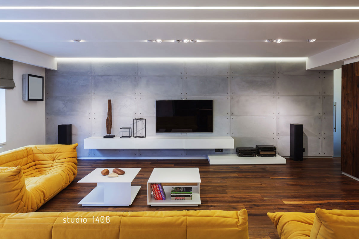Soggiorno moderno  100 Idee per il salotto perfetto