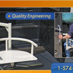 Seat Lifts For Chairs Alec Wing Chair Custom Assist Handicap Rv Motorcoach Truck Van