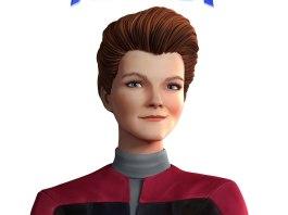 Star Trek: Prodigy - Janeway - Paramount+