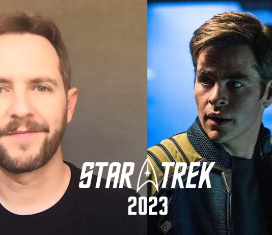 Star Trek - Película 2023 - Kelvin - Matt Shakman - Chris Pine