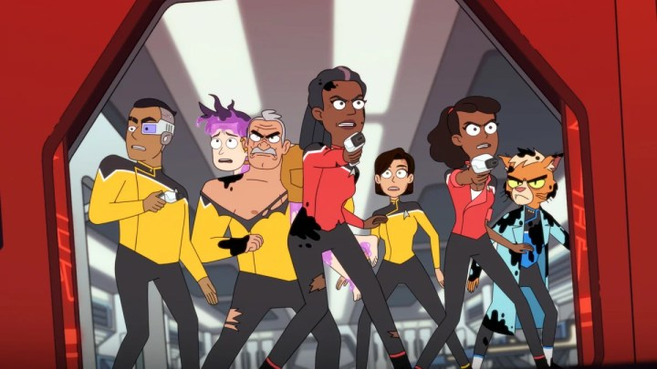 Star Trek: Lower Decks Sets Release Date, Previews First Trailer, and  Series Poster