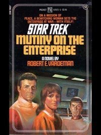 """Star Trek: 12 Mutiny On The Enterprise"" Review by Trek Lit Reviews"