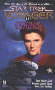 "4101T7EZ0HL. SL500  184x300 ""Star Trek: Voyager: 15 Echoes"" Review by Trek Lit Reviews"