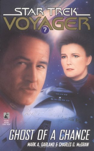 410MCAQMHTL. SL500  Star Trek: Voyager: 7 Ghost Of A Chance Review by Deepspacespines.com