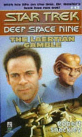 Star Trek: Deep Space Nine: 12 The Laertian Gamble Review by Deepspacespines.com