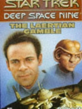 """Star Trek: Deep Space Nine: 12 The Laertian Gamble"" Review by Deepspacespines.com"