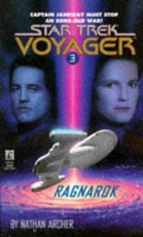 Star Trek: Voyager: 3 Ragnarok Review by Deepspacespines.com