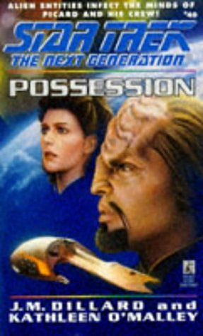 41DRQ4HZW3L. SL500  Star Trek: The Next Generation: 40 Possession Review by Deepspacespines.com