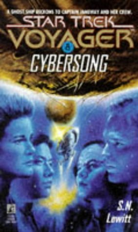 41MHZXFAYJL. SL500  Star Trek: Voyager: 8 Cybersong Review by Deepspacespines.com