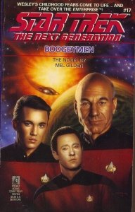 """Star Trek: The Next Generation: 17 Boogeymen"" Review by Deep Space Spines"