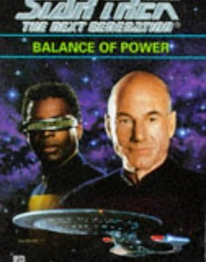 """Star Trek: The Next Generation: 33 Balance Of Power"" Review by Deepspacespines.com"