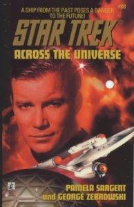 "41Q5KMVHDZL. SL500  194x300 ""Star Trek: 88 Across The Universe"" Review by Trek Lit Reviews"