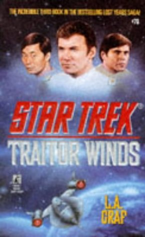 Star Trek: 70 Traitor Winds Review by Deepspacespines.com