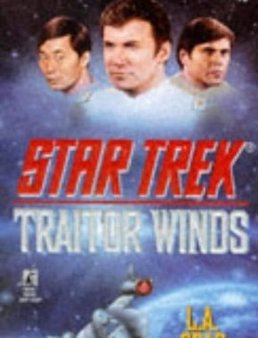 """Star Trek: 70 Traitor Winds"" Review by Deepspacespines.com"