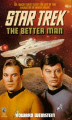 Star Trek: 72 The Better Man Review by Deepspacespines.com