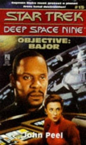 41VM7G9ZZPL. SL500  Star Trek: Deep Space Nine: 15 Objective Bajor Review by Deepspacespines.com