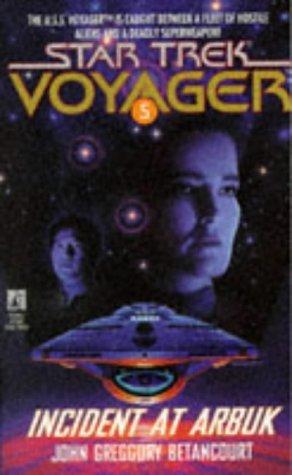 Star Trek: Voyager: 5 Incident At Arbuk Review by Deepspacespines.com