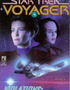"""Star Trek: Voyager: 4 Violations"" Review by Deepspacespines.com"