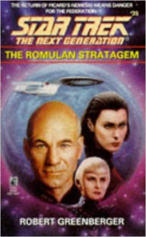 Star Trek: The Next Generation: 35 The Romulan Stratagem Review by Deepspacespines.com