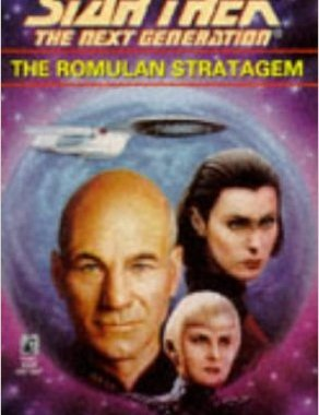"""Star Trek: The Next Generation: 35 The Romulan Stratagem"" Review by Deepspacespines.com"