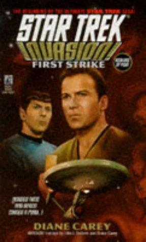 41ZHE7WMPGL. SL500  Star Trek: 79 Invasion! Book 1: First Strike Review by Deepspacespines.com