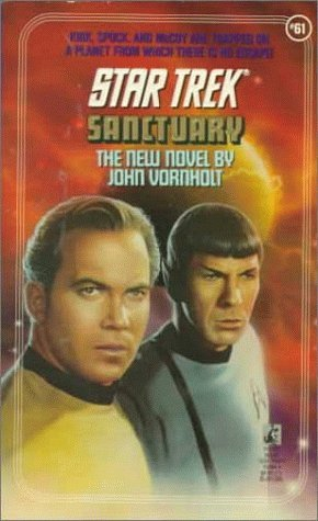 Star Trek: 61 Sanctuary Review by Deepspacespines.com