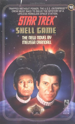 Star Trek: 63 Shell Game Review by Deepspacespines.com
