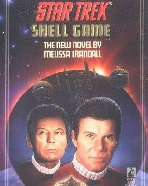"""Star Trek: 63 Shell Game"" Review by Deepspacespines.com"