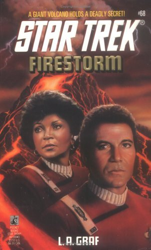 Star Trek: 68 Firestorm Review by Deepspacespines.com