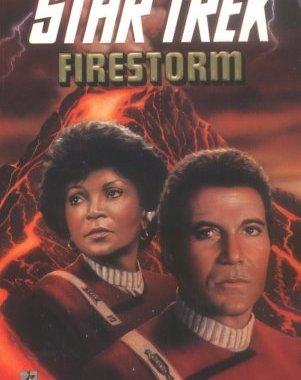 """Star Trek: 68 Firestorm"" Review by Deepspacespines.com"