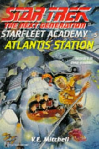 Star Trek: The Next Generation: Starfleet Academy: 5 Atlantis Station Review by Deepspacespines.com