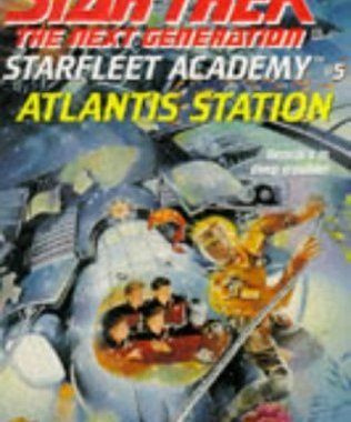 """Star Trek: The Next Generation: Starfleet Academy: 5 Atlantis Station"" Review by Deepspacespines.com"