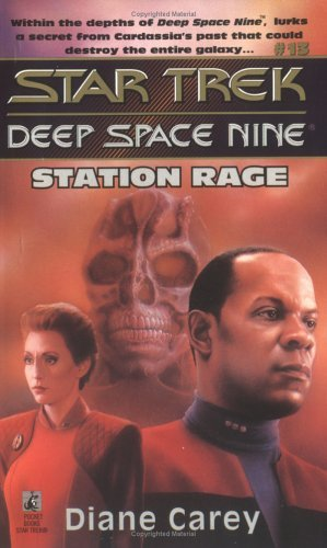 Star Trek: Deep Space Nine: 13  Station Rage Review by Deepspacespines.com