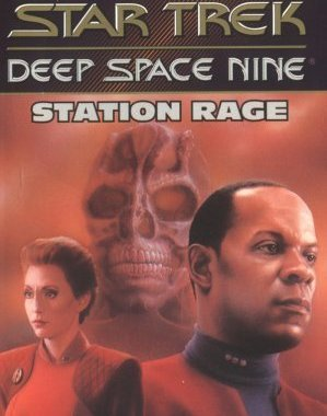 """Star Trek: Deep Space Nine: 13  Station Rage"" Review by Deepspacespines.com"