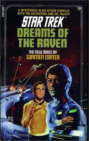 "51B245MCGFL. SL500  ""Star Trek: 34 Dreams Of The Raven"" Review by Deep Space Spines"