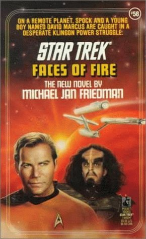 Star Trek: 58 Faces of Fire Review by Deepspacespines.com