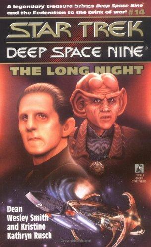 Star Trek: Deep Space Nine: 14 The Long Night Review by Deepspacespines.com